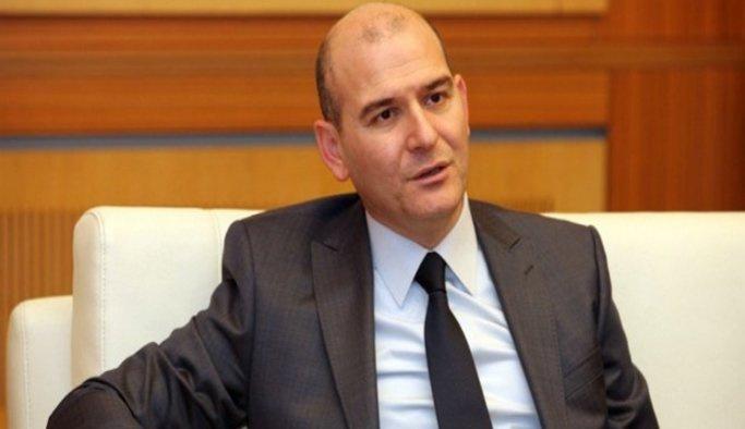 Süleyman Soylu darbe girişimine tepki gösterdi