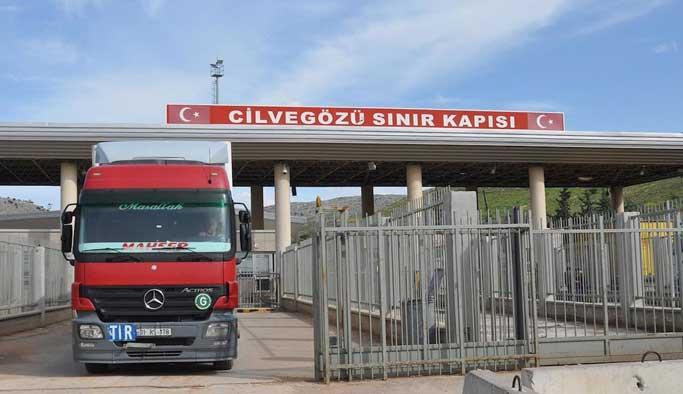 Suriye ile ithalat ve ihracat yeniden başladı
