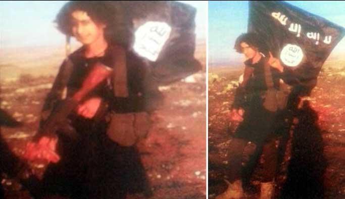 Suriye sınırında bir IŞİD mensubu yakalandı