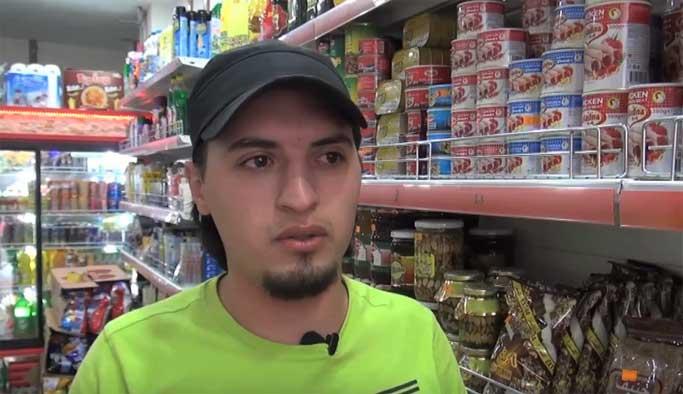 Suriyeliler: İşlerinizi elinizden almaya gelmedik