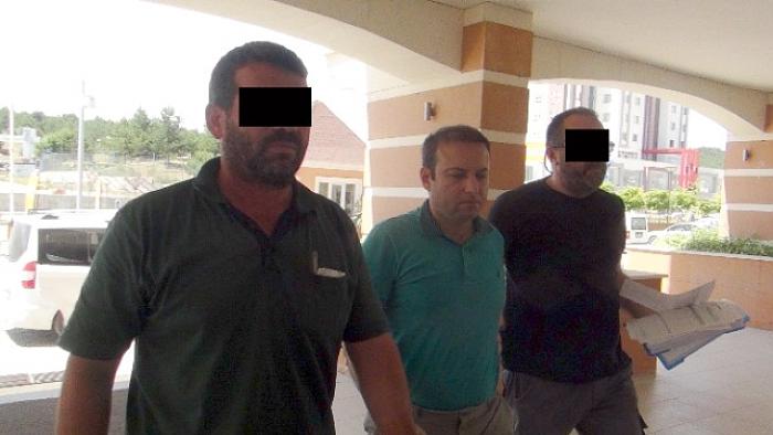 Taşköprü Kaymakamı tutuklandı