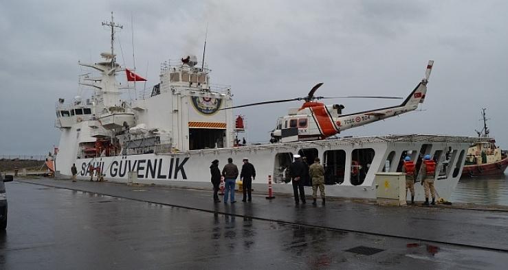 TCSG-96 Gemisinde görevli 10 asker 2 sivil tutuklandı