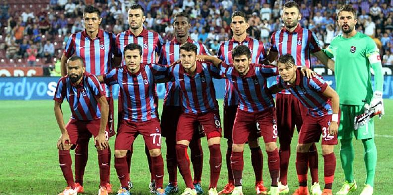 Trabzonspor, Macaristan'da ilk çalışmasını yaptı