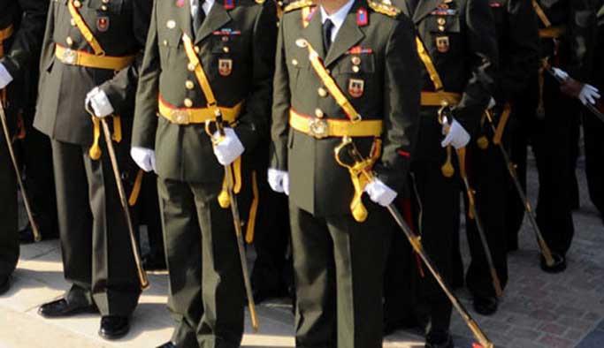 TSK'daki generallerin üçte biri gözaltında