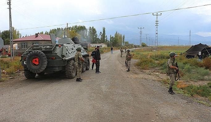 Saldırı hazırlığındaki 17 PKK'lı öldürüldü