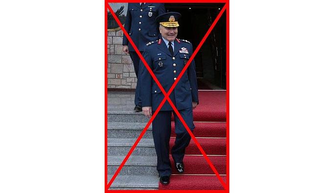 Tümgeneral Darendeli tutuklandı