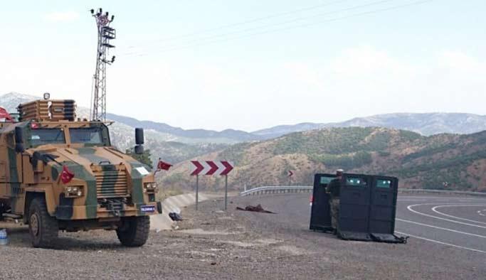Tunceli'de saldırı