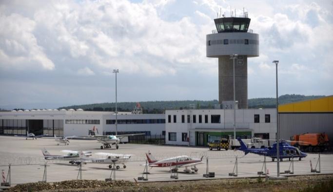 Almanya-Türkiye uçağında bomba ihbarı