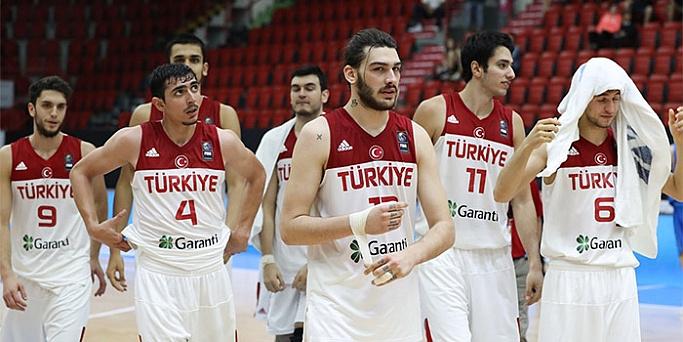 Türkiye: 64 - Litvanya: 68