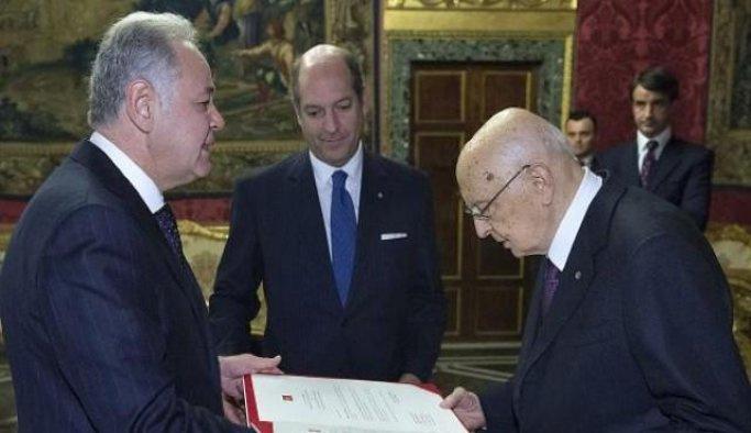 Türkiye İtalya diplomasisi geriliyor