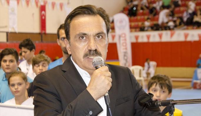 Türkiye Tekvando Federasyonu Başkanı Şahin: