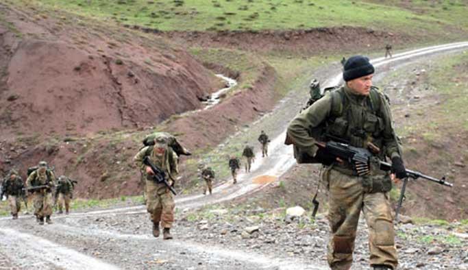 Van Başkale'de 2 PKK'lı öldürüldü