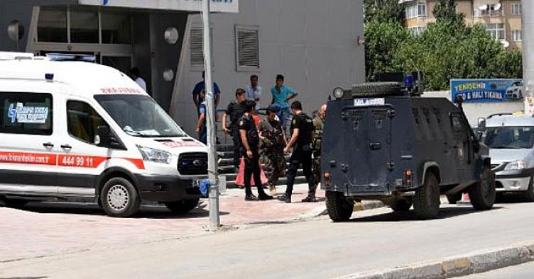 Van'da saldırı: Bir asker şehit