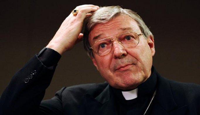 Vatikan'ın Ekonomi Bakanı Kardinal George Pell'e çocuk istismarı soruşturması