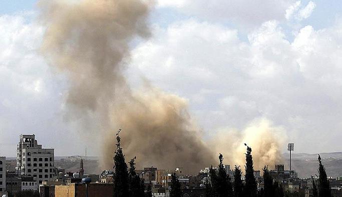 Yemen'den Suudi Arabistan'a roket