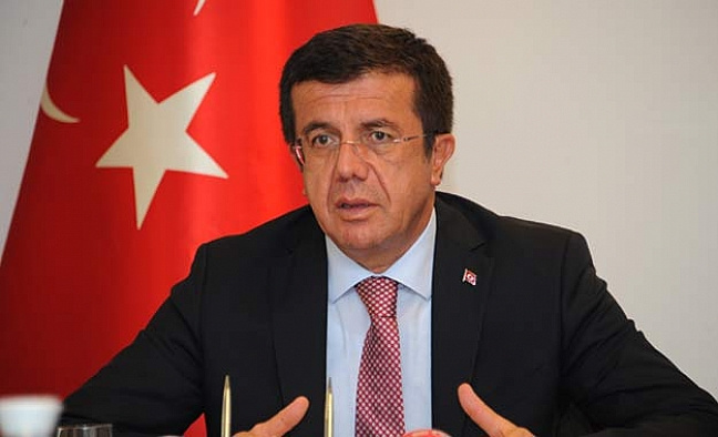 Zeybekci: '4 ayda ihracatını artırmayı başardık'