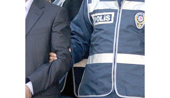 Zonguldakta 25 kamu çalışanı gözaltına alındı