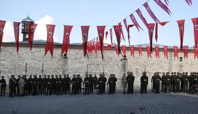 30 Ağustos kutlamalarını İstanbul'daki adresi Taksim