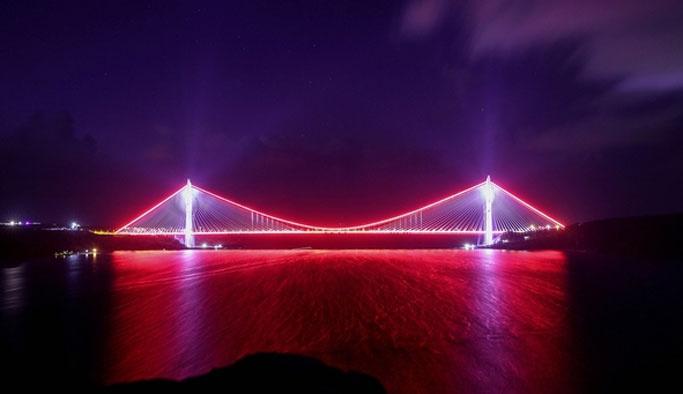 3. Köprü beş gün boyunca ücretsiz