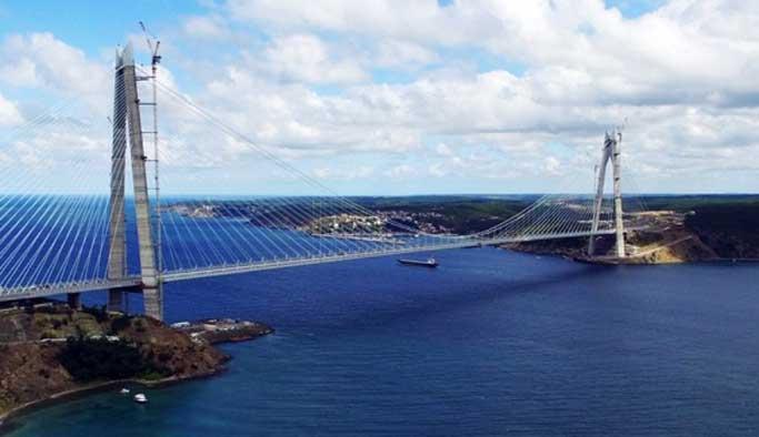 3. Köprü yarın açılıyor