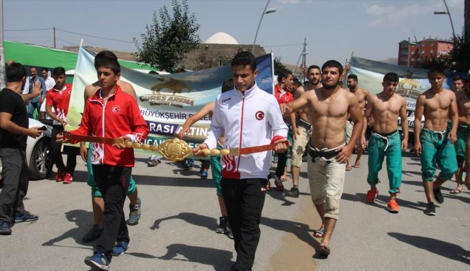 3. Uluslararası Altın Kemer Karakucak Güreşleri