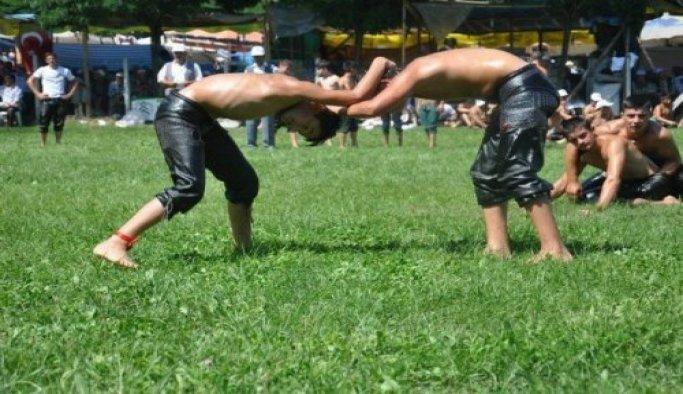 77. Dursunbey Yağlı Güreşleri