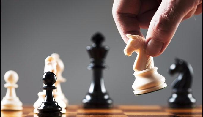 8. Uluslararası Satranç Turnuvası başladı