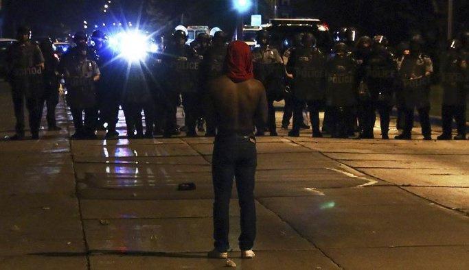 ABD'de polis şiddeti protestoları büyüyor