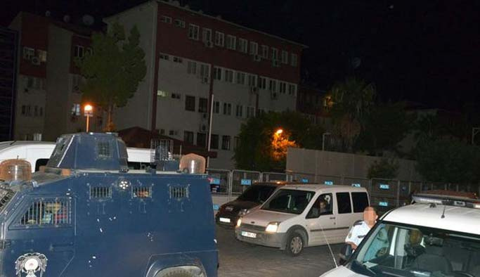 Adana'da 50 adrese IŞİD operasyonu