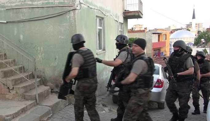 Adana ve Konya'da IŞİD'e operasyon