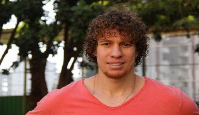 Adanaspor'un Brezilyalı forveti Da Silva