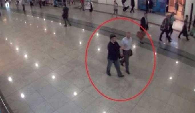 Adil Öksüz'le görülen son isim yakalandı