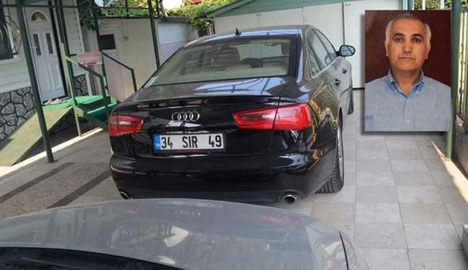 Adil Öksüz'ün kullandığı araç FETÖ'ye ait çıktı