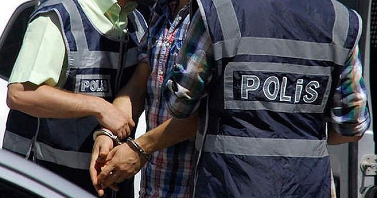 Adıyaman'da 15 polis memuru tutuklandı
