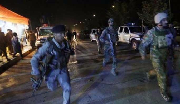 Afganistan'da Amerikan Üniversitesi'ne saldırı