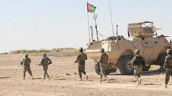 Afganistan'da 4 DAEŞ üyesi öldürüldü
