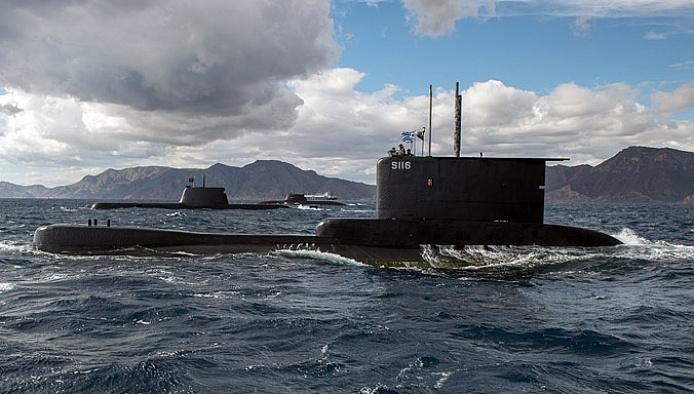 Akdeniz'de Mısır-NATO ortak tatbikatı
