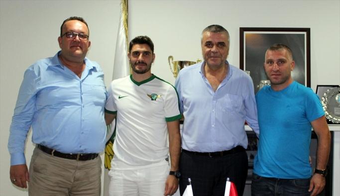 Akhisar Belediyespor, Özer ile anlaştı
