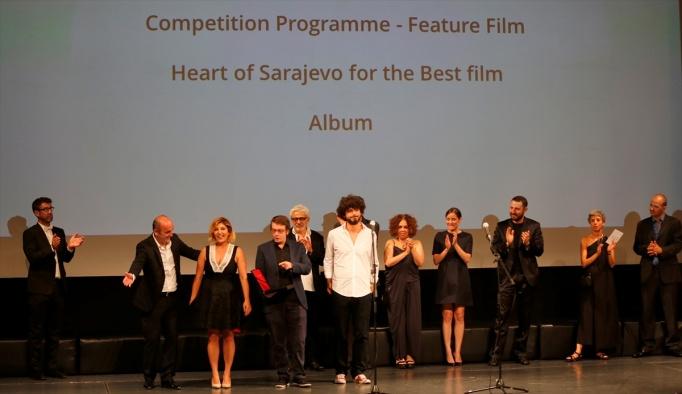 """""""Albüm"""" filmi ekibine """"Saraybosna'nın kalbi"""" ödülü"""