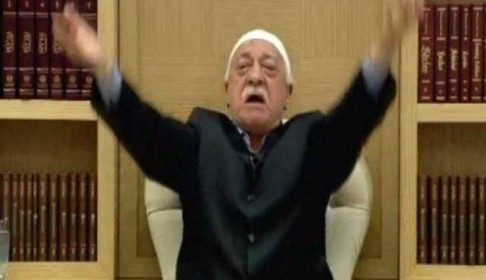Amiraller mahrem bilgileri Gülen'e aktarmış