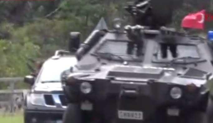 Artvin'deki çatışmadan yeni görüntüler VIDEO