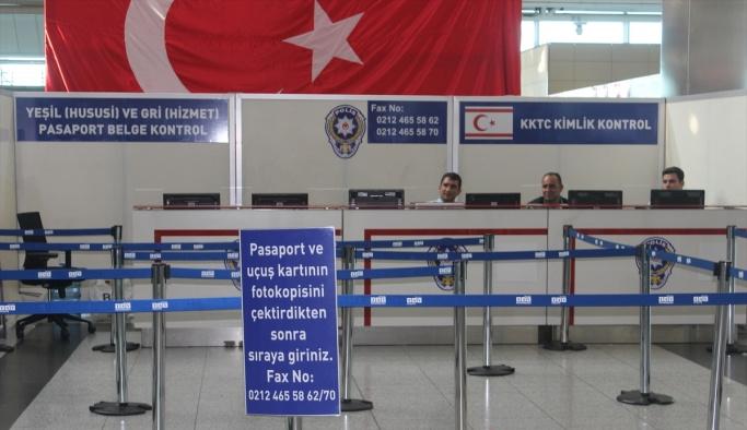 Atatürk Havalimanı'daki kontrollere yeni düzenleme