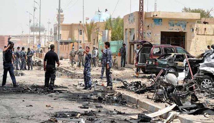 Bağdat'ta 5 ölü 16 yaralı
