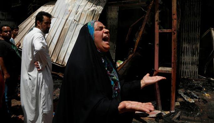 Bağdat'ta silahlı saldırılar: En az 6 ölü