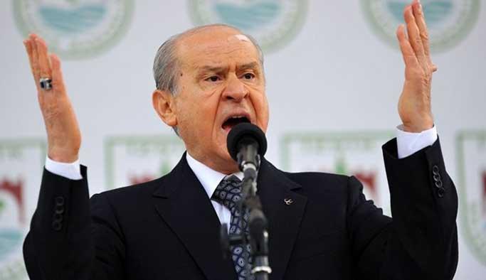 Bahçeli'den Kılıçdaroğlu'na tepki