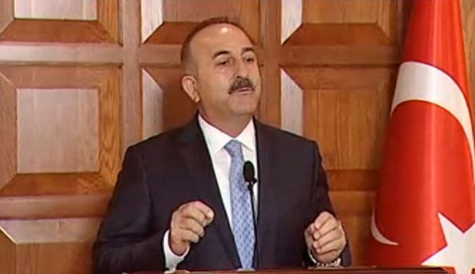 Çavuşoğlu: YPG ÖSO'ya saldırırsa vurmaya devam ederiz