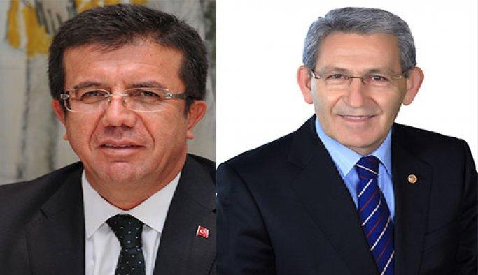 Bakanlar Zeybekci ve Arslan Denizli'de