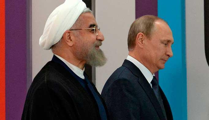 Bakü'de İran ve Rusya zirvesi