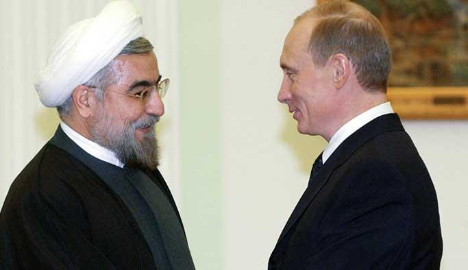 Bakü'de Putin-Ruhani-Aliyev zirvesi