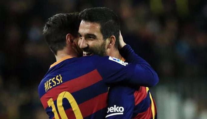Barcelona, Arda'nın asistiyle kazandı